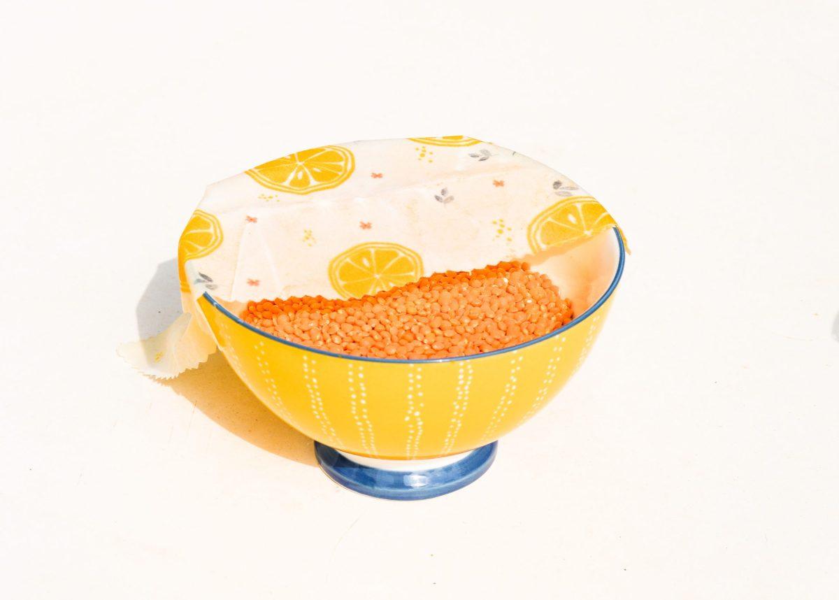 Petit bee-wrap Citrons