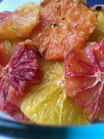 caramelized citrus