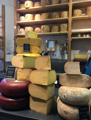 London Cheeses