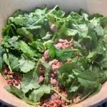 Orecchiette Kale Sausage