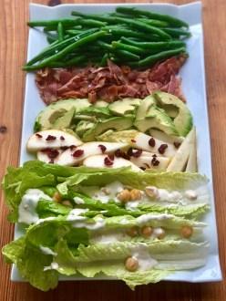 Winter Cobb Salad