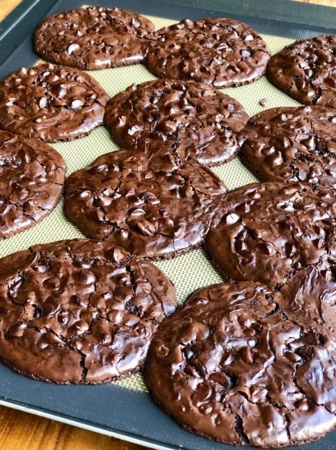 Pecan Chocolate Cookies