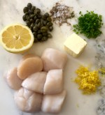 Scallop Ingredients