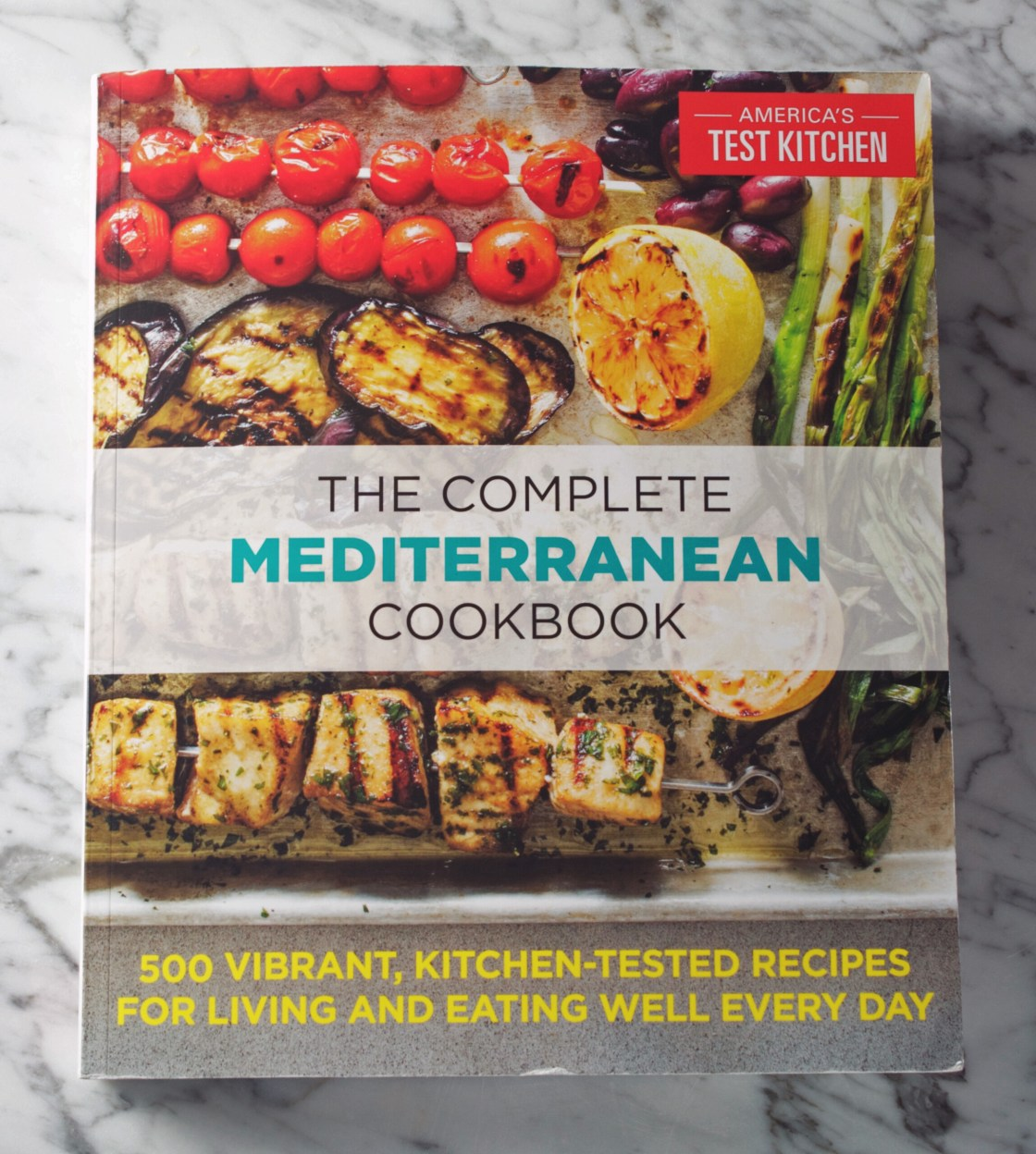 Complete Mediterranean Cookbook | Zestful Kitchen