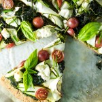 GlutenFree Green Goddess Pizza | Zestful Kitchen