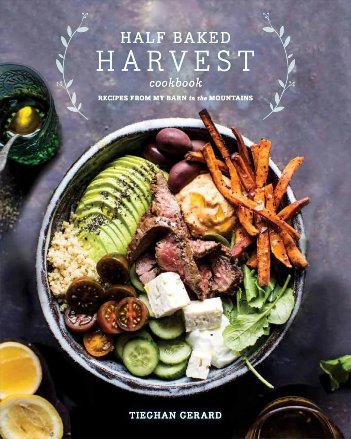 Zestful Kitchen 2017 Holiday Cookbook Gift Guide | Half Baked Harvest Cookbook