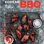 Cover of Korean BBQ cookbook