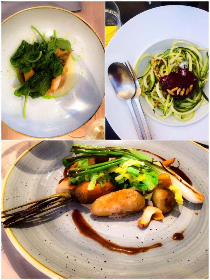 Ljubljana foodwalk: fusion cuisine