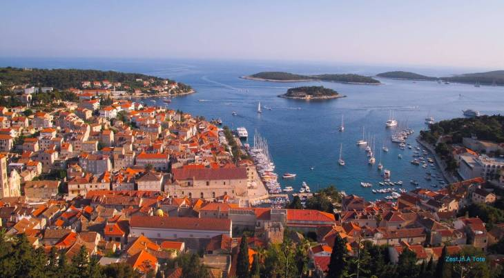 Hvar: one of the 10 beautiful islands