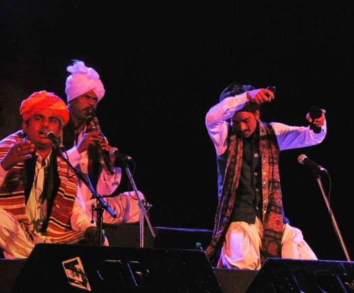 Jodhpur RIFF: Rajasthani folk artists