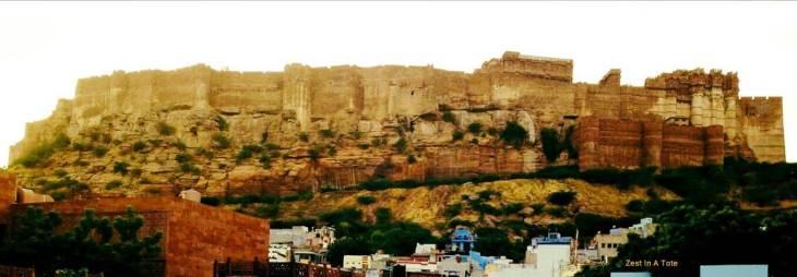 Rajasthan music festival at the stunning Mehrangarh Fort