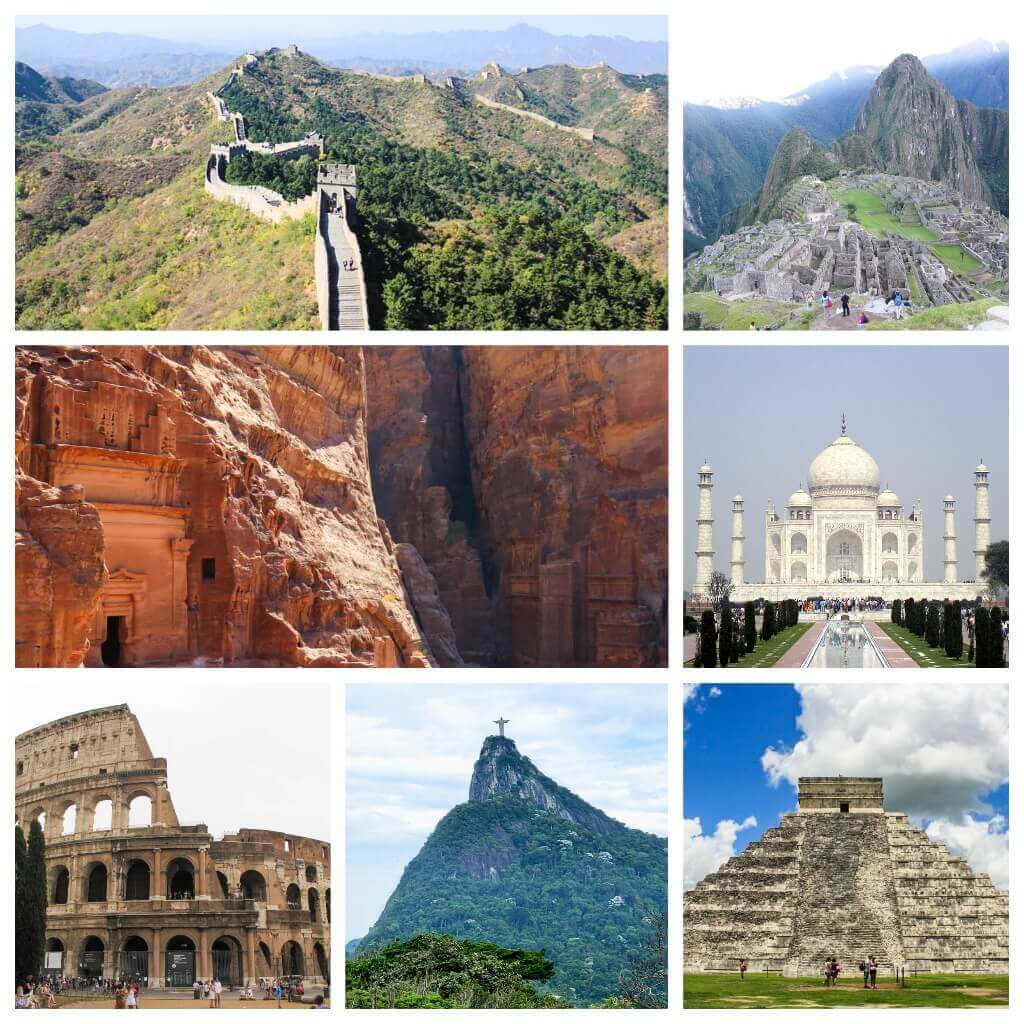 Have You Visited Any Of The New 7 Wonders World