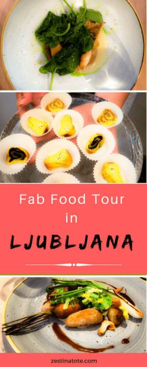 Ljubljana is one of the cutest European cities I have visited. We spent only one day in Ljubljana experiencing a Slovenian cuisine food tour, and fell in love with the city. #ljubljana #ljubljanafoodtour #onedayinljubljana #slovenia
