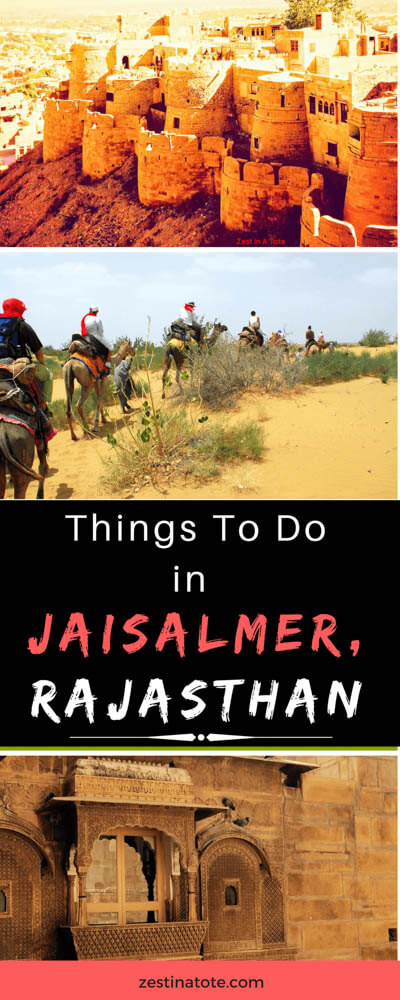 ThingsToDoJaisalmer