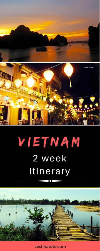 VietnamTwoWeekItinerary