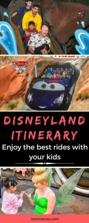 Disneyland2DayItinerary