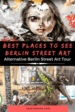 BestPlacesBerlinStreetArt