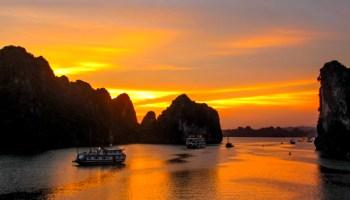 Best halong bay cruise, halong bay luxury cruise, bai tu long bay cruise, best halong bay cruise recommendation