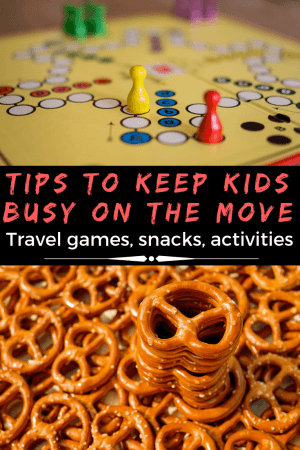 Read this post for tips and tricks on travel activities for kids including prep before the journey, travel games for kids, snacks for the trip. #travelwithkids #traveltips #travelwithtoddlers #travelactivitiesforkids #travelgamesforkids #travelsnacksforkids
