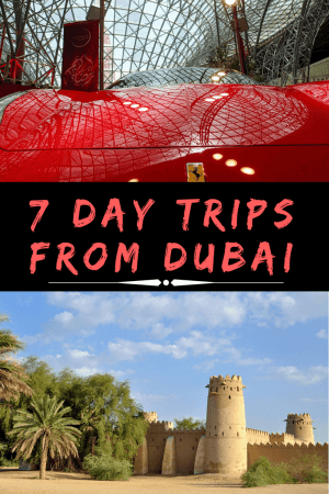 Adventure, culture, retail therapy, family fun - here are some of the best short trips from Dubai you can take. #dubai #uae #daytripsfromdubai #shorttripsfromdubai #abudhabi #rasalkhaimah #hattadam #musandampeninsular