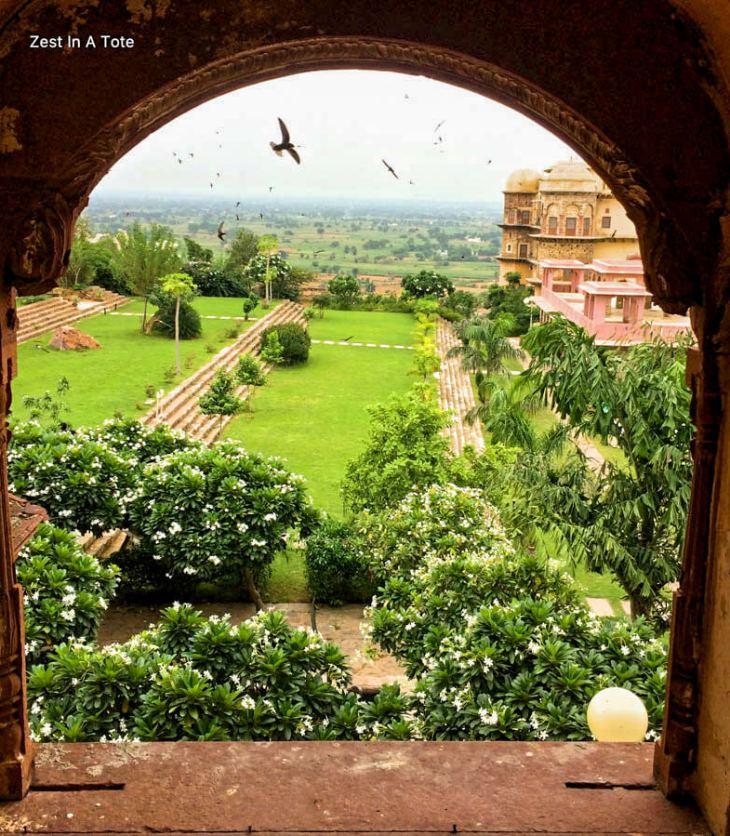 weekend getaway from delhi, tijara fort-palace