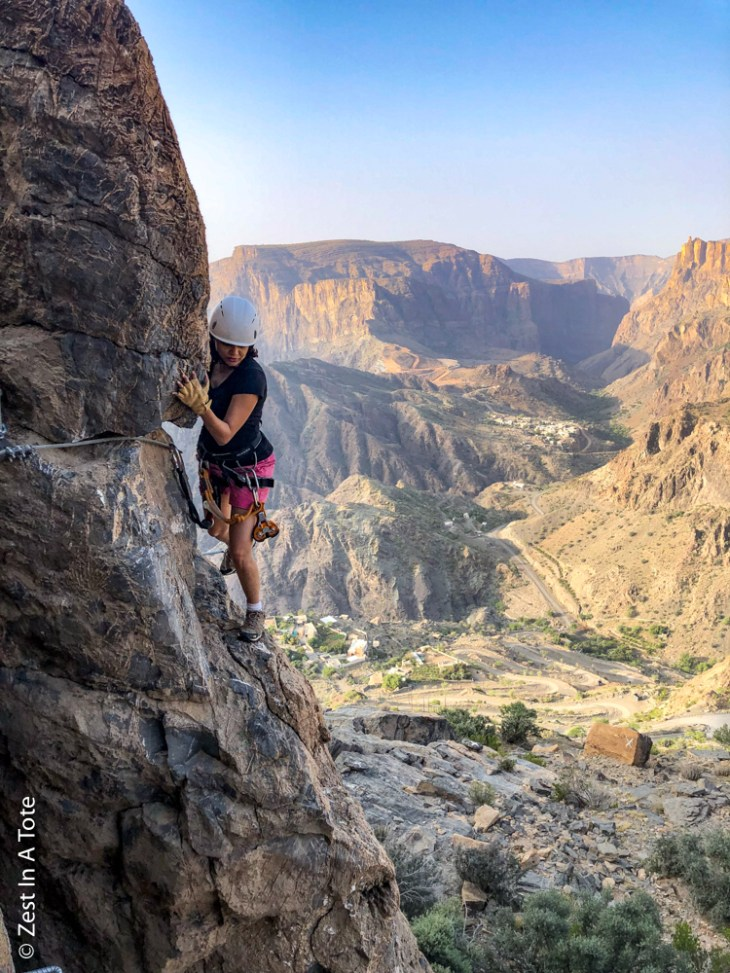 Jebel-Akhdar-wall-ferrata