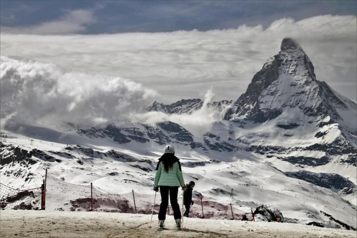 matterhorn-skiing