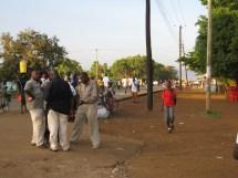 Busia Kisumu. Zestyping