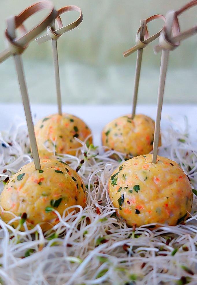 Turkey Coconut Meatballs (Egg-Free, AIP) - Zesty Paleo