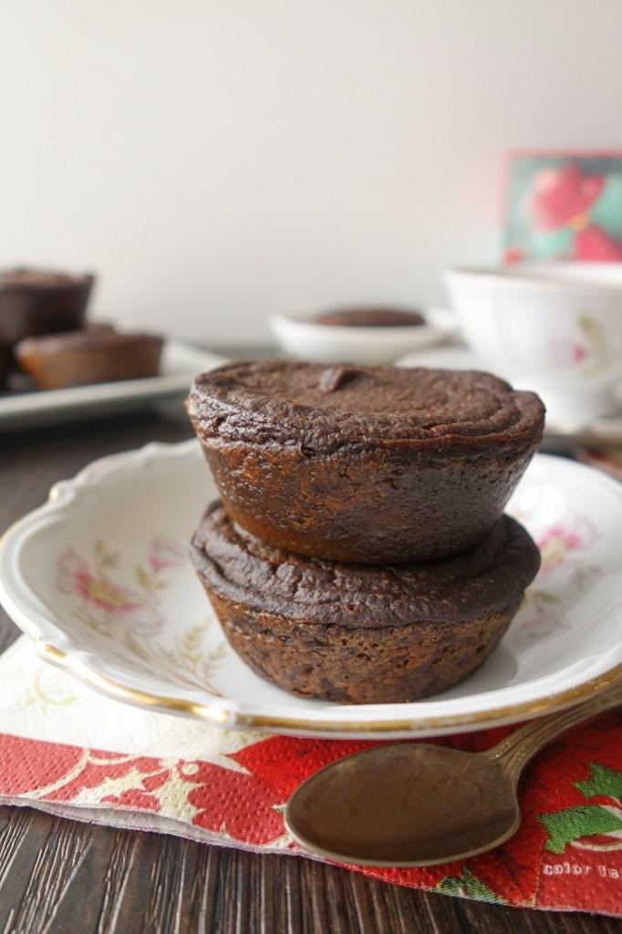 Carob Orange Muffins (Dairy-Free, Egg-Free, AIP) - Zesty Paleo