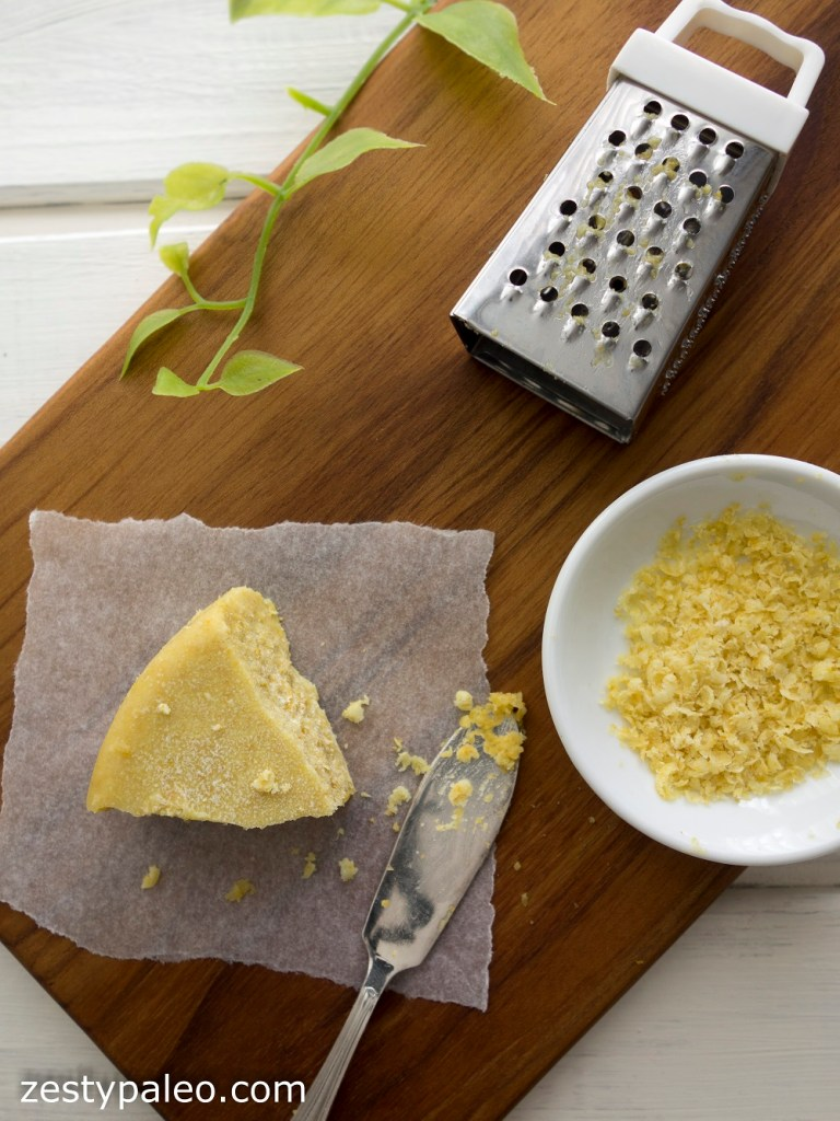 Parmesan Cheese (Dairy-Free, Vegan, AIP) - Zesty Paleo