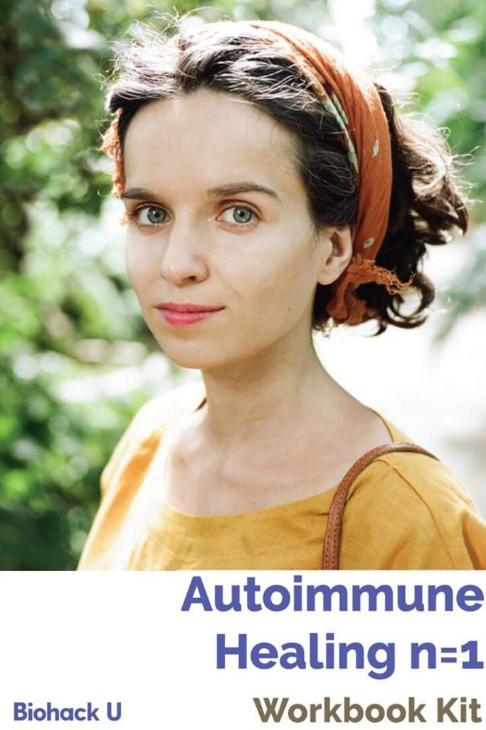Autoimmune Healing Workbook Kit