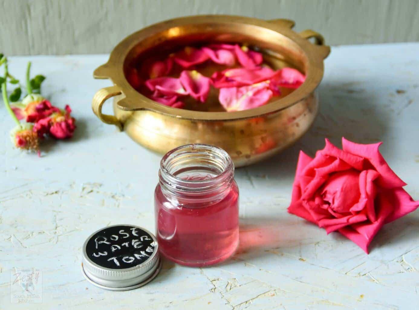 Fresh Cosmetics Rose Toner