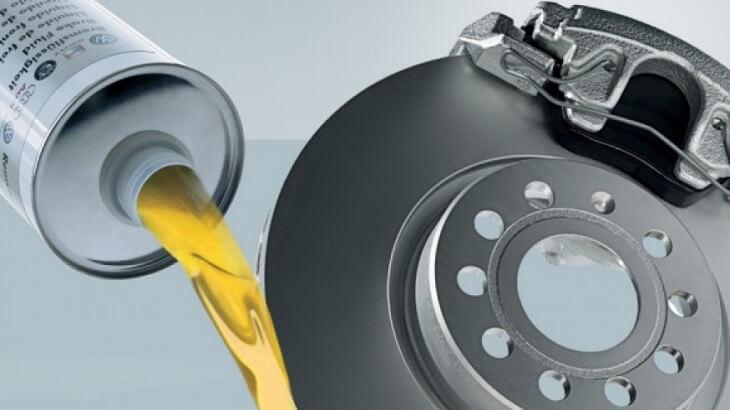 Тормозная жидкость для шкода октавия а7. Как часто нужна замена тормозной жидкости Skoda (Шкода)