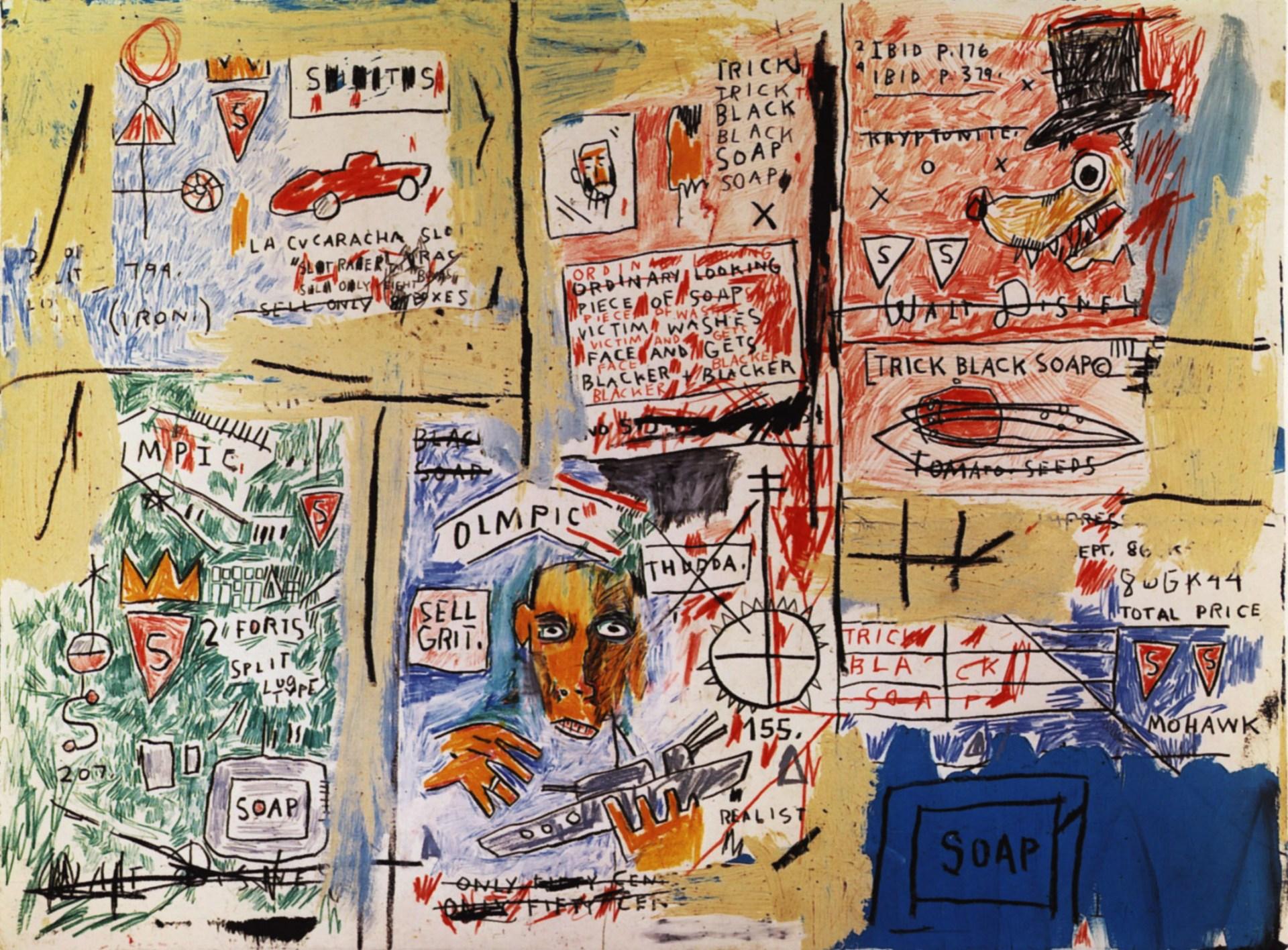 Top 50 de artistas contemporâneos, pela Artprice