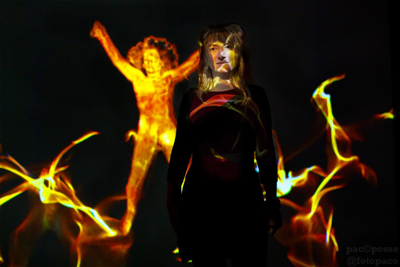 'El fuego de la visión' en la Sala Alcalá 31