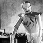 'Eric', the first robot built in the UK