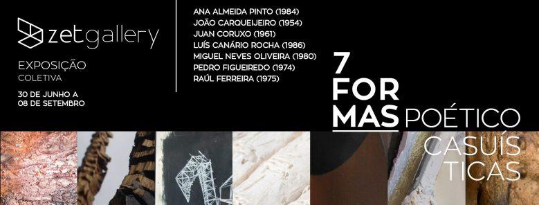 7 FORMAS POÉTICO-CASUÍSTICAS