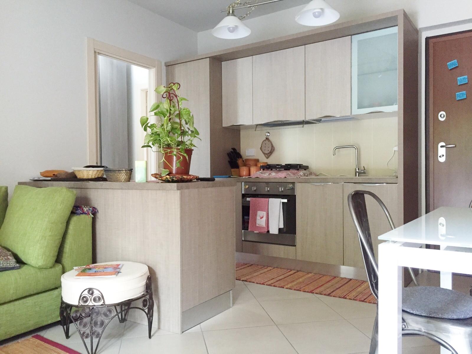 Optare per unire cucina e soggiorno in un open space di 25 mq ha un vantaggio. 3 Soluzioni Intelligenti Per Arredare In 45 Mq Zeta Concept
