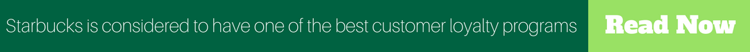 Starbucks customer loyalty CTA