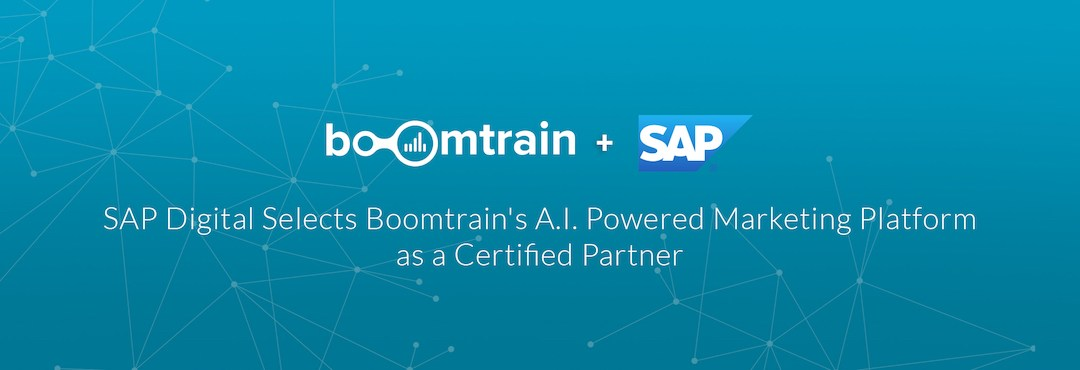 SAP Partners With Boomtrain Marketing Engine