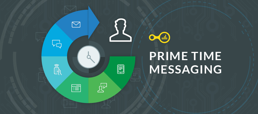 [Infographic] Optimizing Email Send Time With Boomtrain's Prime Time Messaging