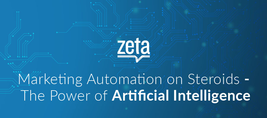 [eBook Out Now] Marketing Automation on Steroids – The Power of AI