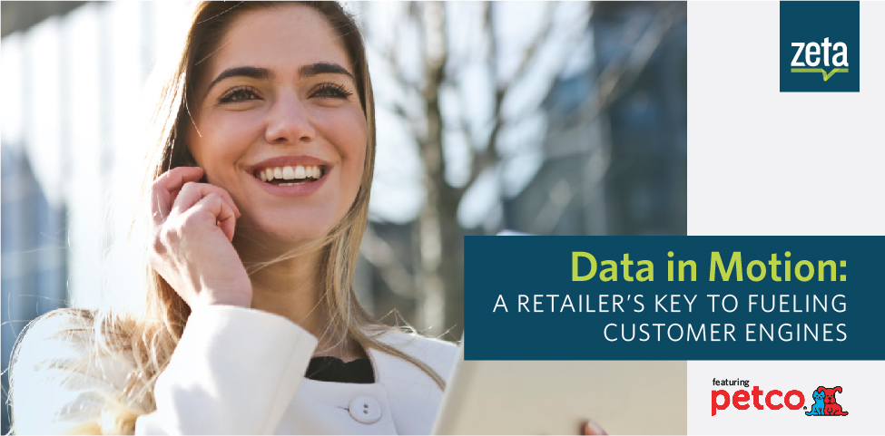 Data in Motion: A Retailer's Key to Fueling Customer Engines