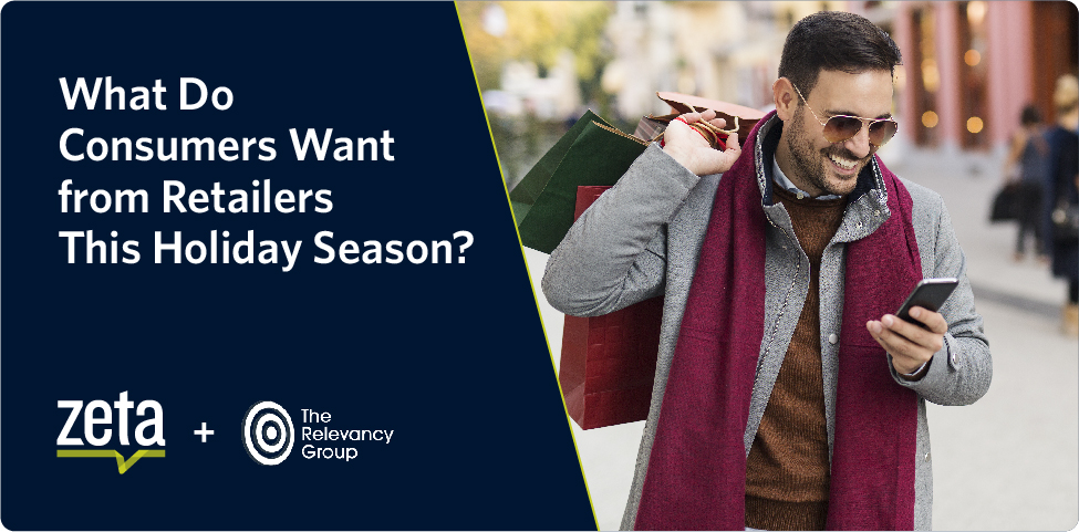 What Do Consumers Want from Retailers This Holiday Season?