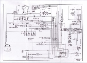 1983 Wiring Diagram  Diesel Place : Chevrolet and GMC