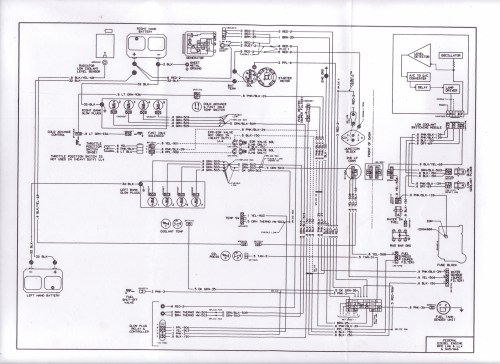 small resolution of 1983 wiring diagram diesel place chevrolet and gmc diesel truck chevy silverado lighting 1983 wiring diagram