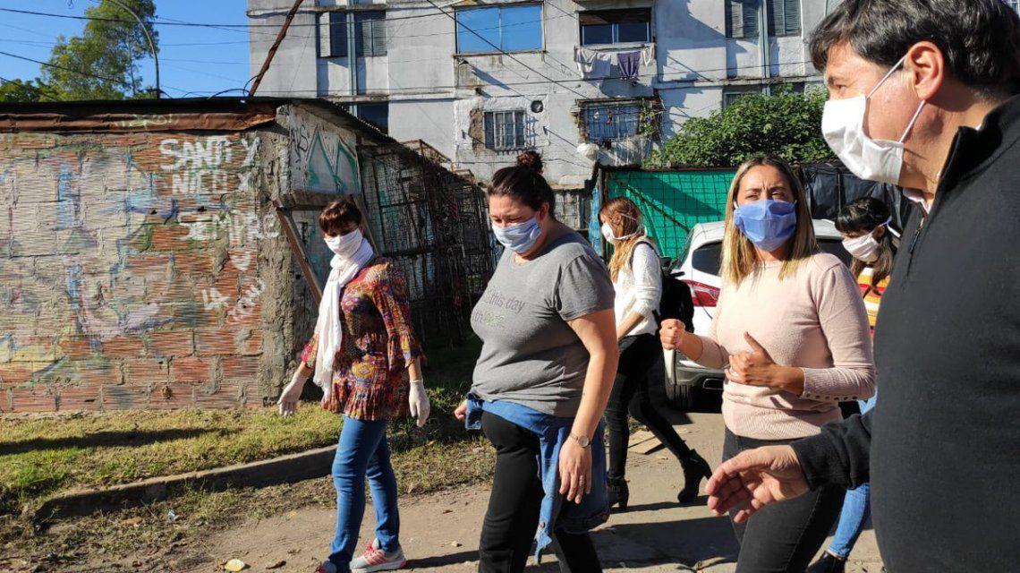 Coronavirus: El Gobierno buscará «poner más énfasis» en los barrios vulnerables y se reunirá con organizaciones sociales
