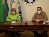 Dolores en problemasAnte el positivo de una enfermera, el intendente Echevarren tuvo que anunciar el regreso a fase 4