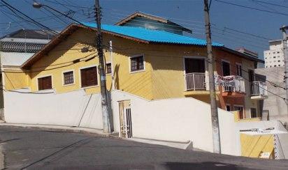 Sobrado Esquina Rua Souza Filho